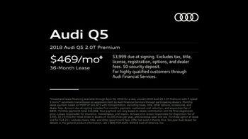 2018 Audi Q5 TV Spot, 'Pioneering Performance' [T2] - Thumbnail 8