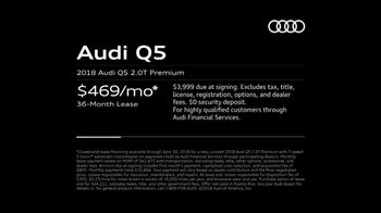 2018 Audi Q5 TV Spot, 'Pioneering Performance' [T2] - Thumbnail 9
