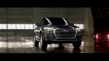 2018 Audi Q5 TV Spot, 'Pioneering Performance' [T2]