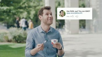 Fage Yogurt TV Spot, 'Shout-Out' - Thumbnail 5