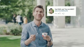 Fage Yogurt TV Spot, 'Shout-Out' - Thumbnail 7