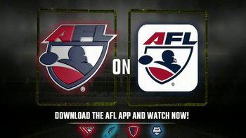 Arena Football League App TV Spot, 'Can't Get Enough' - Thumbnail 7