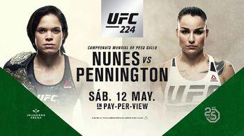 UFC 224 TV Spot, 'Nunes vs. Pennington: Salvaje' [Spanish] - Thumbnail 9