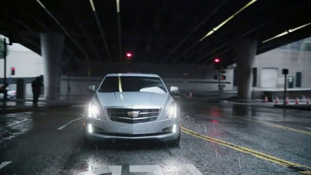 2018 Cadillac Ats Tv Commercial Someday Is Now T2 Ispot Tv