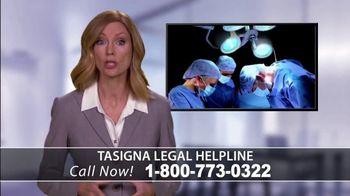 Onder Law Firm TV Spot, 'Tasigna Legal Helpline'