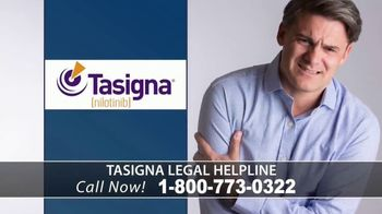 Onder Law Firm TV Spot, 'Tasigna Legal Helpline' - Thumbnail 6