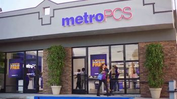MetroPCS TV Spot, 'Peace of Mind: Two Months Free' - Thumbnail 5