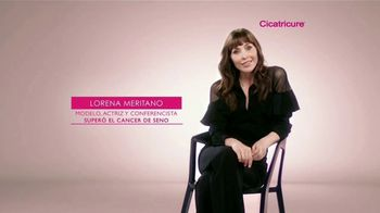 Cicatricure TV Spot, 'Lo natural' con Lorena Meritano [Spanish] - 698 commercial airings