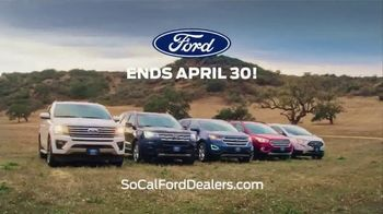 Ford SUV Tax Relief TV Spot, 'Everything You Want' [T2] - Thumbnail 10