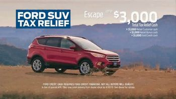 Ford SUV Tax Relief TV Spot, 'Everything You Want' [T2] - Thumbnail 5