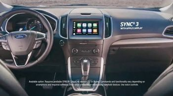 Ford SUV Tax Relief TV Spot, 'Everything You Want' [T2] - Thumbnail 7