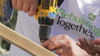 Rebuilding Together TV Spot, 'Join the Rebuild Movement!' - Thumbnail 4