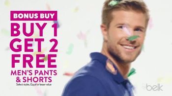 Belk Days TV Spot, 'Pants and Shorts' - Thumbnail 7