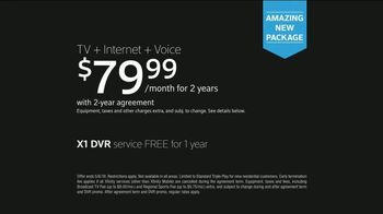 XFINITY TV + Internet + Voice TV Spot, 'Dance Party: Amazing Package' - Thumbnail 9