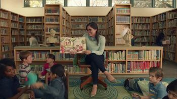 Taco Bell $5 Chalupa Cravings Box TV Spot, 'The Librarian'