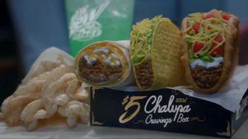 Taco Bell $5 Chalupa Cravings Box TV Spot, 'The Librarian' - Thumbnail 5