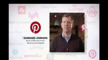 Oracle Cloud TV Spot, 'Oracle Cloud Customers: Pinterest'