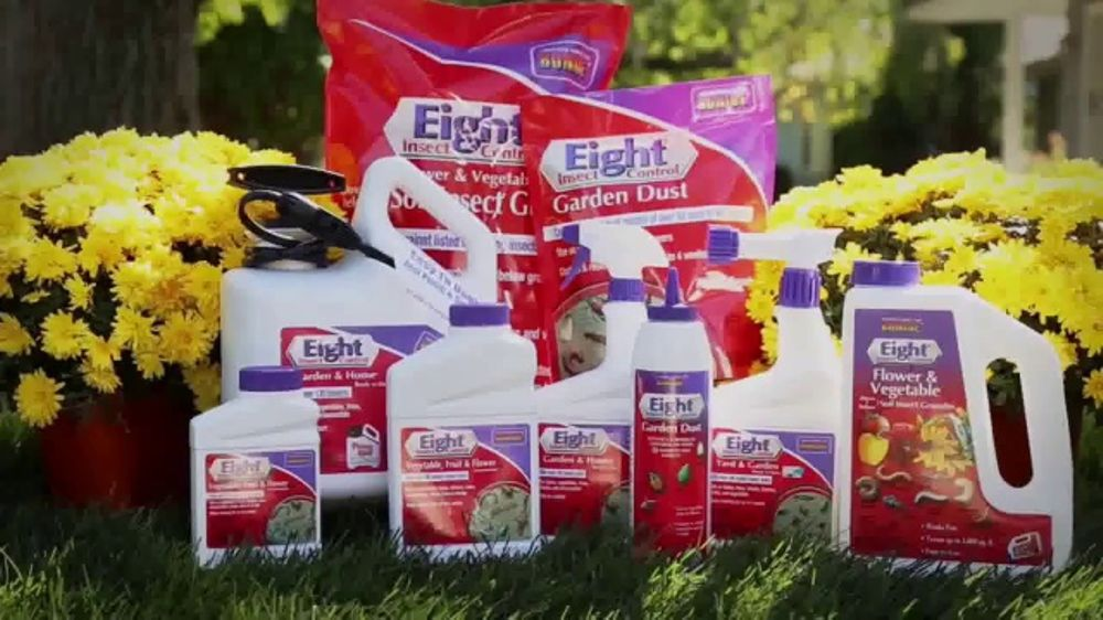 Bonide Eight Insect Control TV Commercial, 'Your Yard'