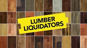 Lumber Liquidators TV Spot, 'Customer Favorites: Hardwood and Tile' - Thumbnail 1