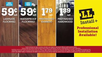 Lumber Liquidators TV Spot, 'Customer Favorites: Hardwood and Tile' - Thumbnail 10