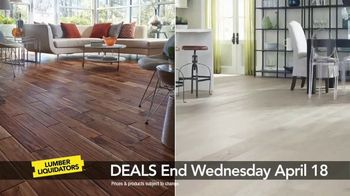 Lumber Liquidators TV Spot, 'Customer Favorites: Hardwood and Tile' - Thumbnail 3