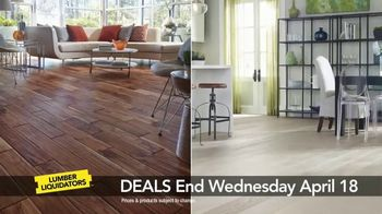 Lumber Liquidators TV Spot, 'Customer Favorites: Hardwood and Tile' - Thumbnail 4