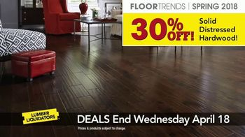 Lumber Liquidators TV Spot, 'Customer Favorites: Hardwood and Tile' - Thumbnail 5