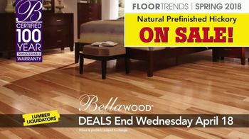 Lumber Liquidators TV Spot, 'Customer Favorites: Hardwood and Tile' - Thumbnail 6