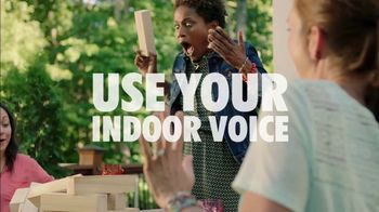 YellaWood TV Spot, 'Use Your Indoor Voice' - Thumbnail 4