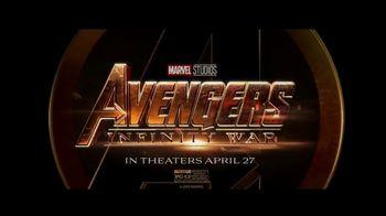 Infiniti QX50 TV Spot, 'Avengers: Infinity War' [T1] - Thumbnail 10