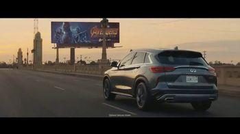 Infiniti QX50 TV Spot, 'Avengers: Infinity War' [T1] - Thumbnail 5