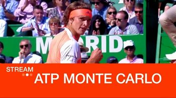 Tennis Channel Plus TV Spot, 'ATP Monte Carlo and Fed Cup Semi Finals' - Thumbnail 5