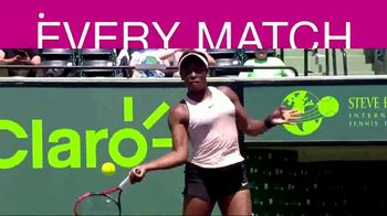 Tennis Channel Plus TV Spot, 'ATP Monte Carlo and Fed Cup Semi Finals' - Thumbnail 6