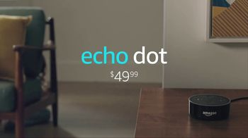Amazon Echo Dot TV Spot, 'Hide and Seek' - Thumbnail 10