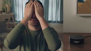 Amazon Echo Dot TV Spot, 'Hide and Seek'