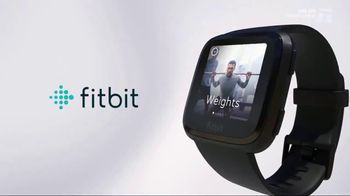 Fitbit Versa TV Spot, 'The Zone' Song by Oh the Larceny - Thumbnail 1