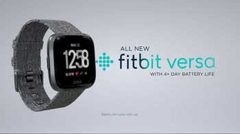 Fitbit Versa TV Spot, 'The Zone' Song by Oh the Larceny - Thumbnail 10