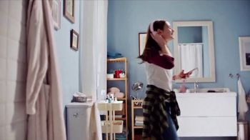 Lysol Power & Blue 6 TV Spot, 'Clean With Every Flush Protection'