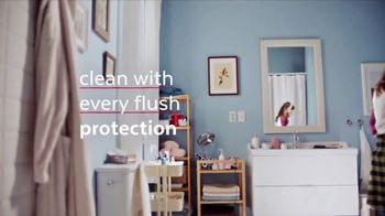 Lysol Power & Blue 6 TV Spot, 'Clean With Every Flush Protection' - Thumbnail 4