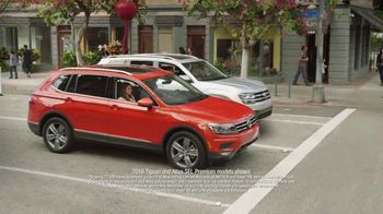 Volkswagen Smile It's Spring Sales Event TV Spot, 'Can't Help but Smile' [T2] - Thumbnail 3