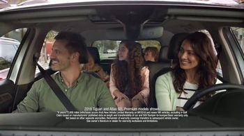 Volkswagen Smile It's Spring Sales Event TV Spot, 'Can't Help but Smile' [T2] - Thumbnail 5