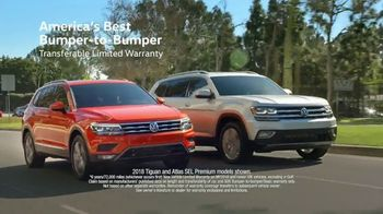 Volkswagen Smile It's Spring Sales Event TV Spot, 'Can't Help but Smile' [T2] - Thumbnail 6