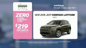 Super Zero Event: 2018 Jeep Compass Latitude thumbnail