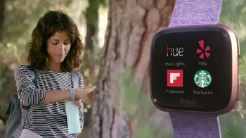 Fitbit Versa TV Spot, 'Pretty Smart' Song by Oh the Larceny