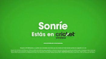 Cricket Wireless TV Spot, 'Reacción' [Spanish] - Thumbnail 10