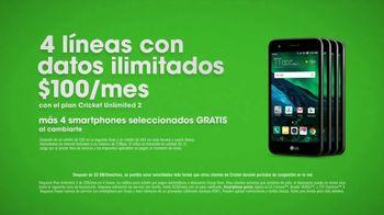Cricket Wireless TV Spot, 'Reacción' [Spanish] - Thumbnail 9