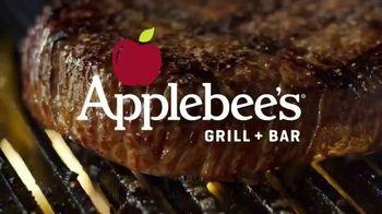 Applebee's Bigger Bolder Grill Combos TV Spot, 'I Like It I Love It' - Thumbnail 1