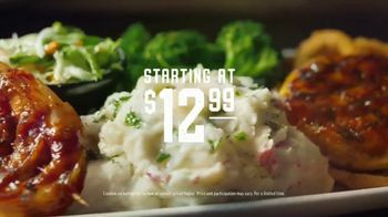 Applebee's Bigger Bolder Grill Combos TV Spot, 'I Like It I Love It' - Thumbnail 9
