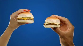 White Castle TV Spot, 'Cheese as You Please'