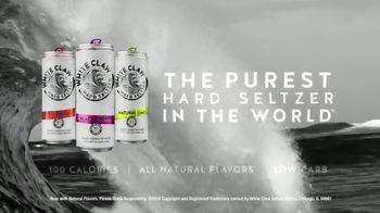 White Claw Hard Seltzer TV Spot, 'Low Carb' - Thumbnail 9